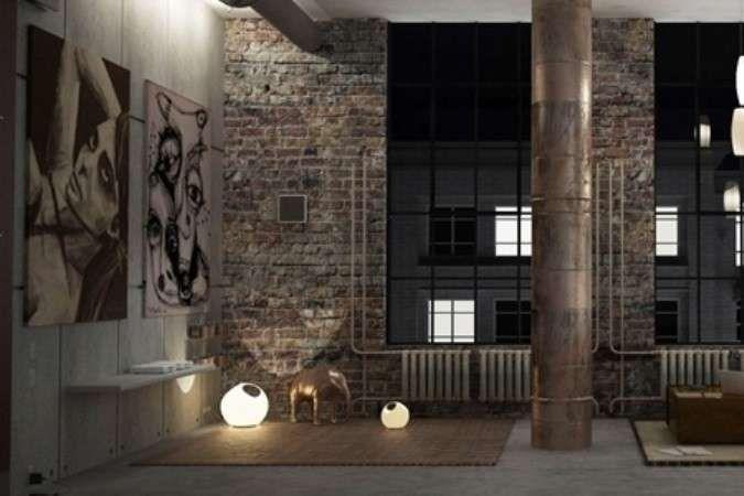 Arredare stile industriale l industrial design in mosse