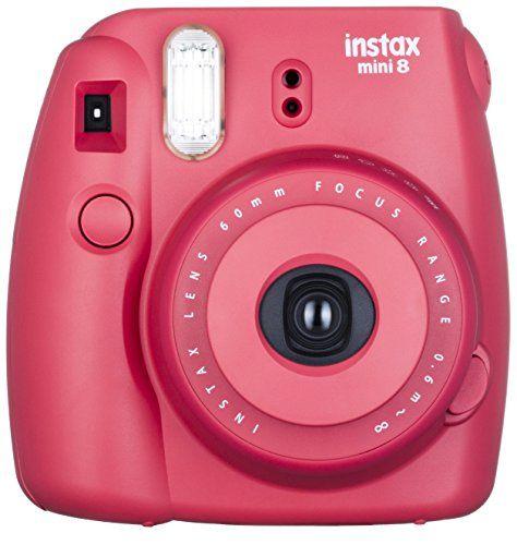 Amazon Es Fujifilm Instax Mini 8 Camara Analogica Instantanea