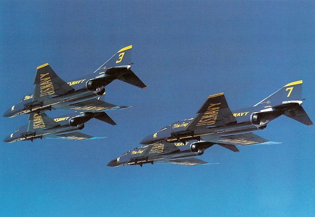 Pin by Paul Young on McDonnell Douglas F4 Phantom II in