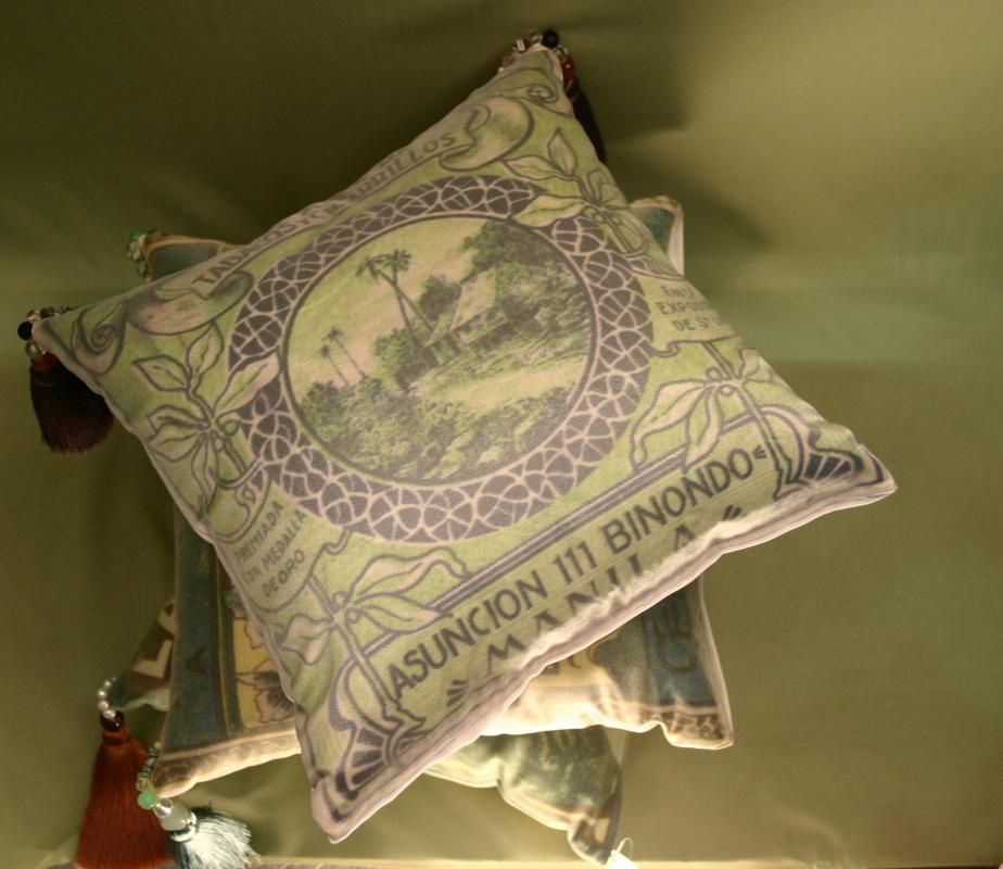 Vintage Pillows: Home Accessories Philippines - FIRMA HOME ...