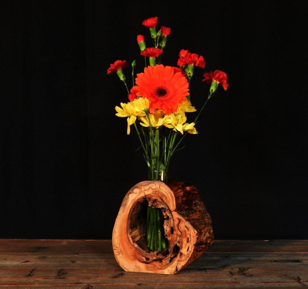 Rustic hollow log vase aspen wood home dcor accent centerpiece rustic hollow log vase aspen wood home dcor accent centerpiece aroma diffuser reviewsmspy