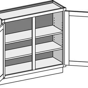 Narrow Depth Kitchen Base Cabinets  Httpshanenatan Inspiration Depth Of Kitchen Cabinets Design Inspiration