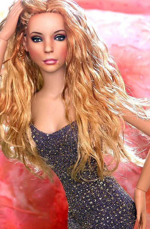 Mariah Carey Doll Artistry Noel Cruz Noel Cruz Noel Mariah Carey