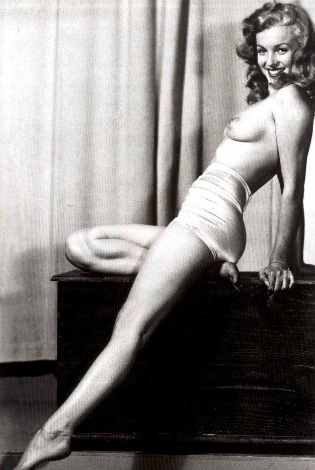 Norma jean baker nude #13