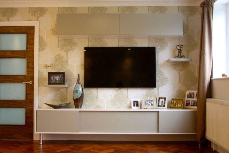 Wohnzimmer einrichten - Modern und elegant in hellen und dunklen - elegant wohnzimmer