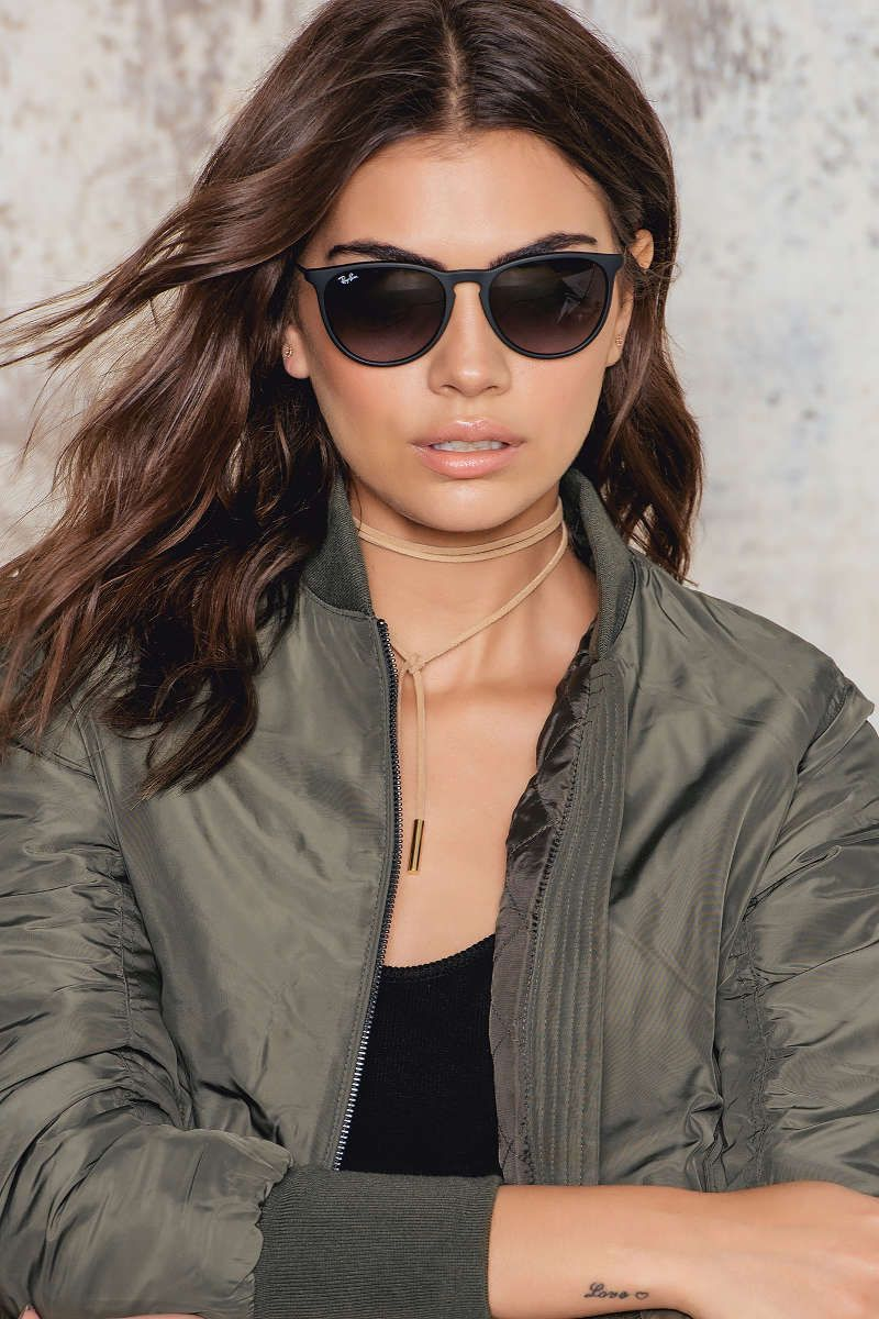 5156805ba6 Your favourite sunglasses are here! The Erika sunglasses by Ray-Ban ...