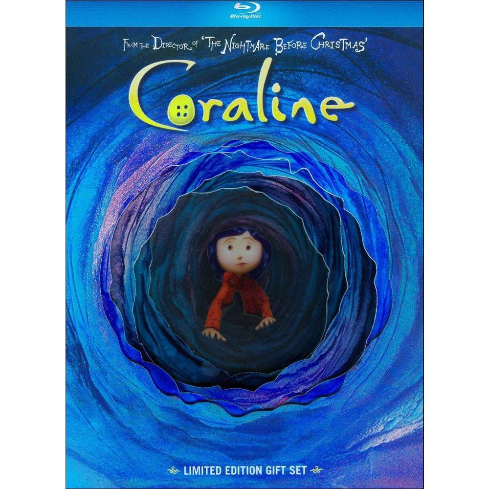 Coraline Coraline Stop Motion Limited Edition Gift