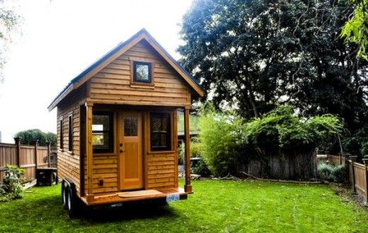 A Guide to Living in a Tiny House