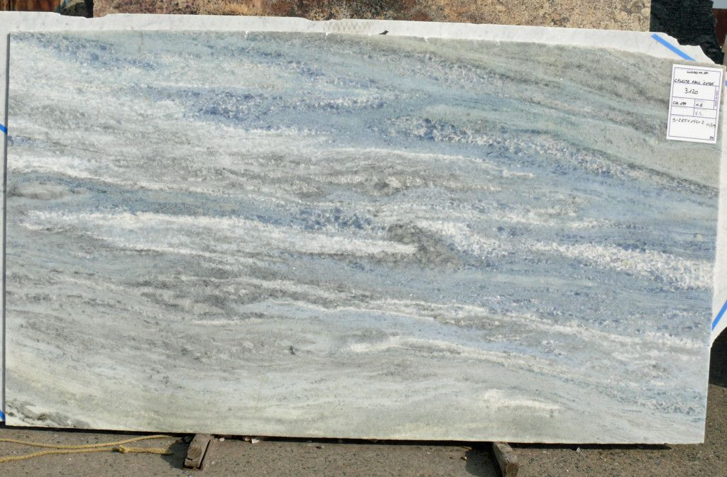 Calcite Blue Azul Granite Slab Blue Polished Italy Blue Granite