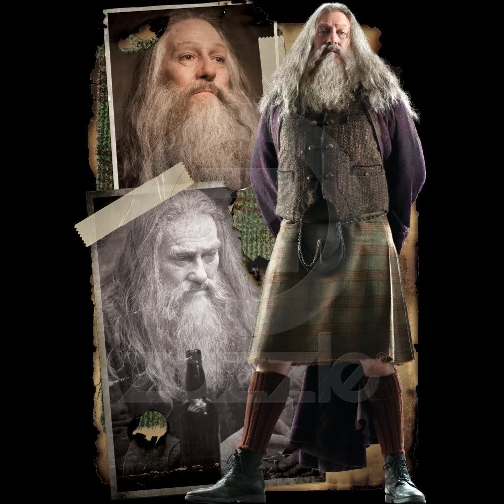 Kilts In Media A Bit Different Way In Off Topic Forum Kilt Harry Potter Cards Ciaran Hinds