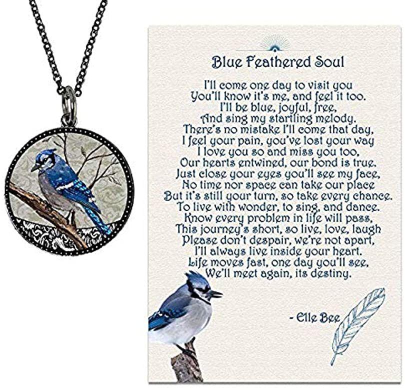 Lola bella gifts and spirit lala blue jay