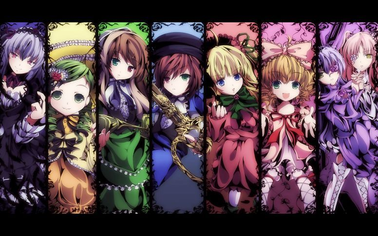 Rozen Maiden Anime Hd Wallpaper 2560x1600 13482 Rozen