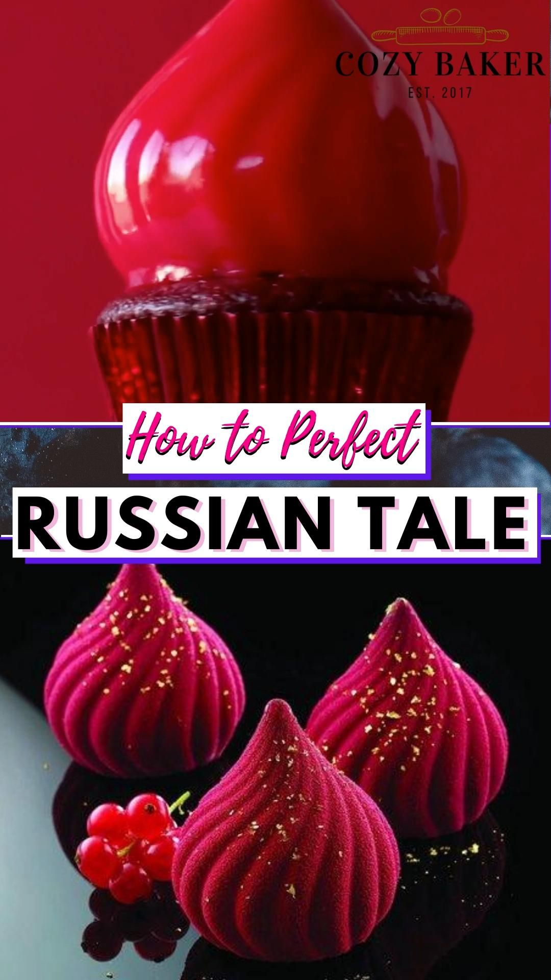 How To Perfect Russian Tale Cake With This Cake Mo