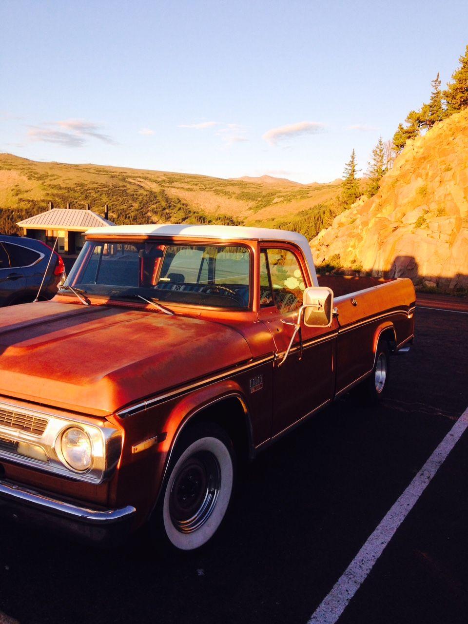 1970 Dodge Charger Rt: 1970 Dodge Sweptline D100, RMNP