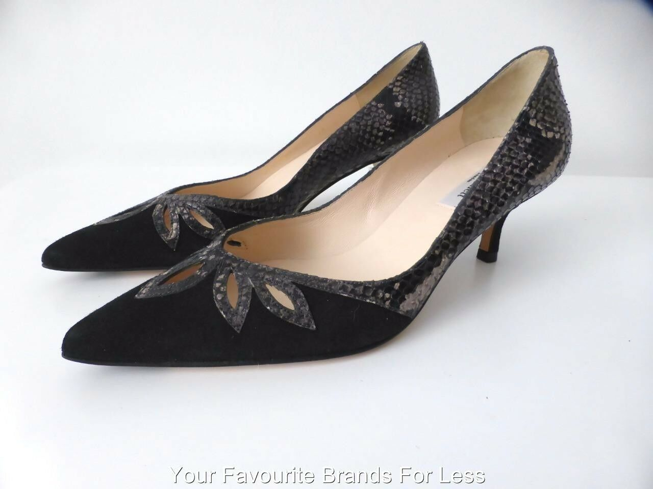 L K BENNETT LONDON Shoes NEW rrp $350 Size 36 Leather Court