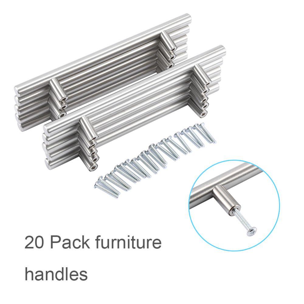 Groß Küchenschrank Hardware Edelstahl Fotos - Küchenschrank Ideen ...