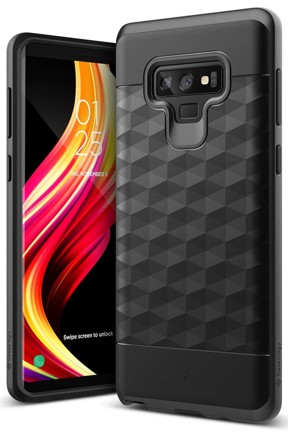 closer at super quality best shoes Caseology Coque Galaxy Note 9, [Série Parallax] Slim Design ...