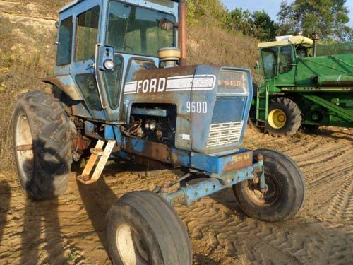 Salvaged Ford 9600 Tractor For Used Parts Eq 21239 All States Ag Parts Ford Tractor Parts Tractors New Holland Tractor