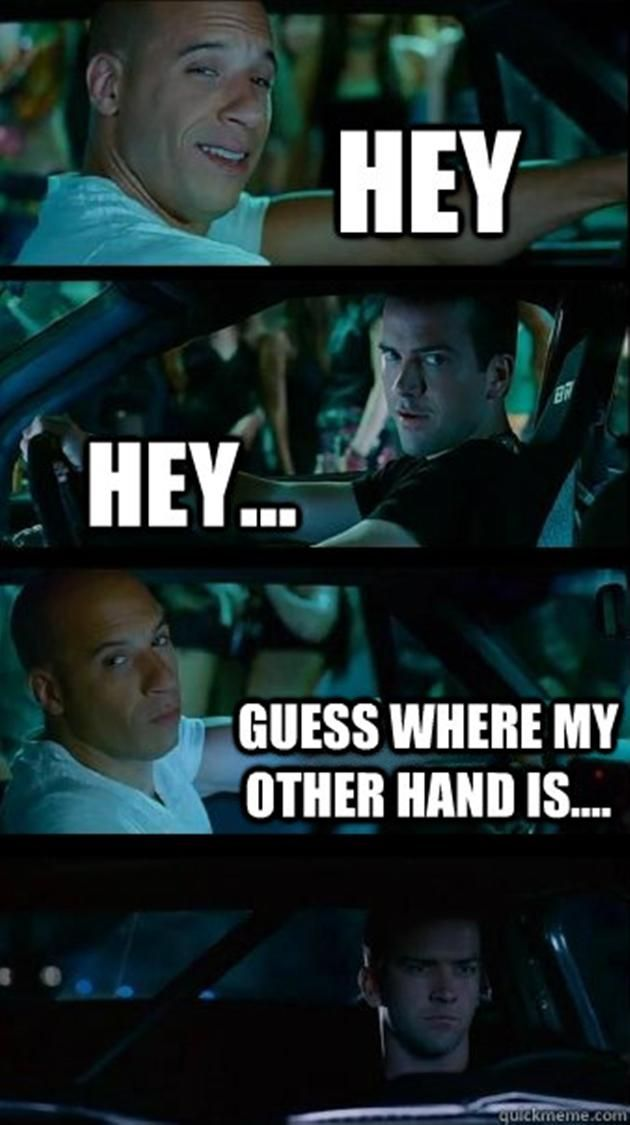 15 Fast And Furious Memes That'll Leave You Laughing With