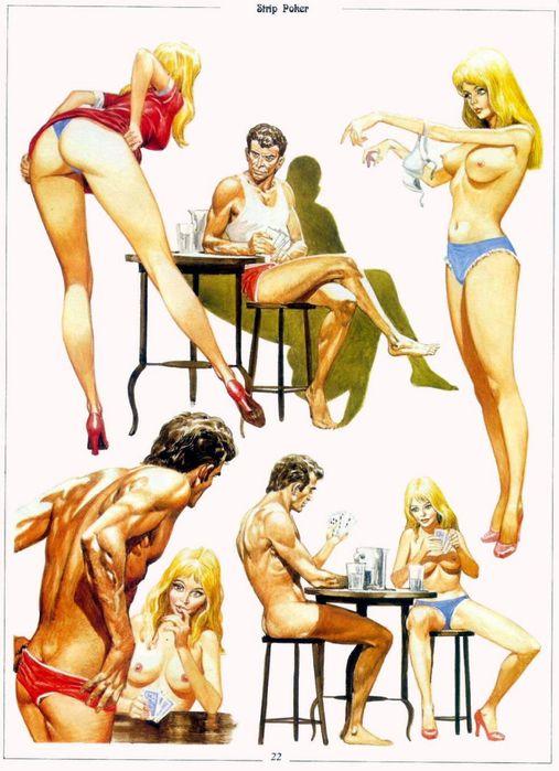 Dr manhattan naked pic