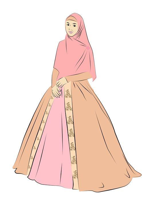 Wordpress Com Gambar Gambar Kartun Wanita