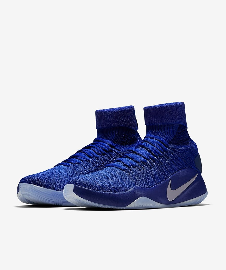Nike Zoom Hyperdunk 2016 Flyknit  Royal Blue  fb9d8fee8