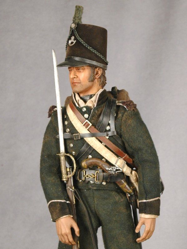 95th Rifles Fuentes De Onoro 1811 British Uniforms Military Uniform Military Modelling