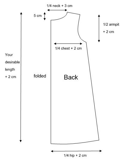 tunic sewing pattern free | sewing clothing | Pinterest | Tunic ...