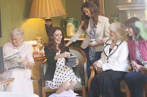 Ladbrokes Imagines Kate Middletonu0027s Baby Shower