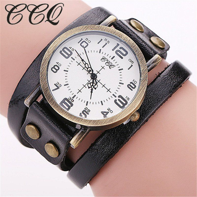 Yesterday Vintage Look Bracelet Watch