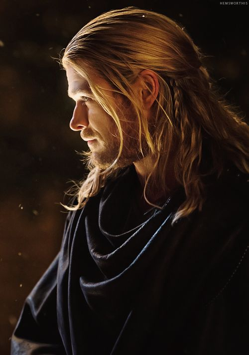 men with beautiful hair THOR I never knew... I should have been collecting comic books all these years? How did I not know?