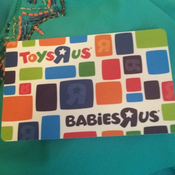 10 for 20 giftcard 10 for a 20 toys r us and babies r us 10 for a 20 toys r us and babies r us negle Images