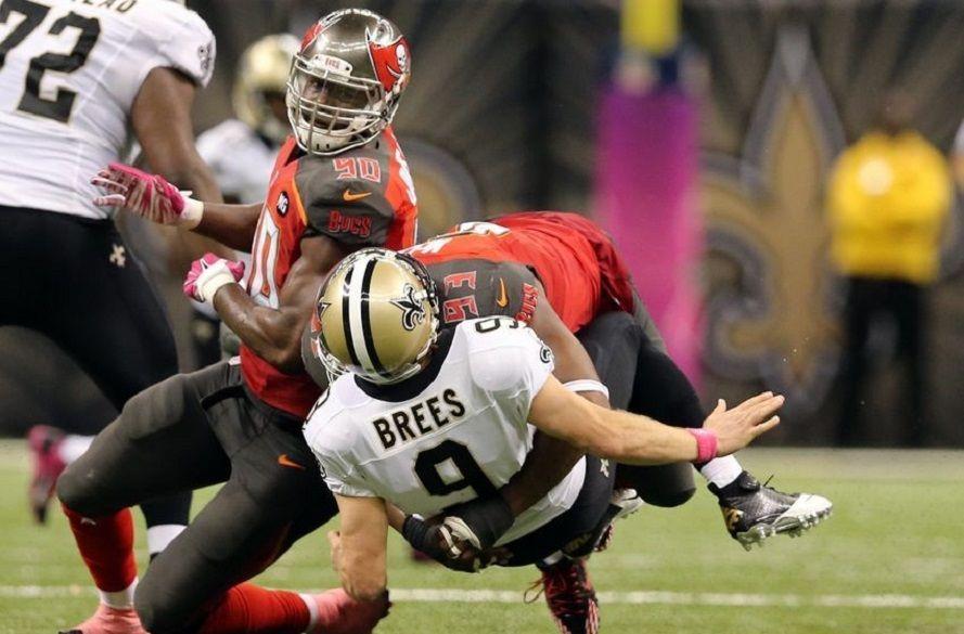 Watch Tampa Bay Buccaneers Vs New Orleans Saints Live Streaming In Hd Tv Nfl Saints Vs Nfl Redzone