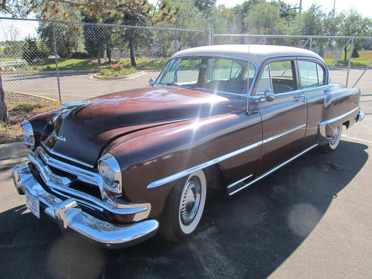 1954 Chrysler Windsor Deluxe - Image 1 of 31 | old cars | Pinterest ...