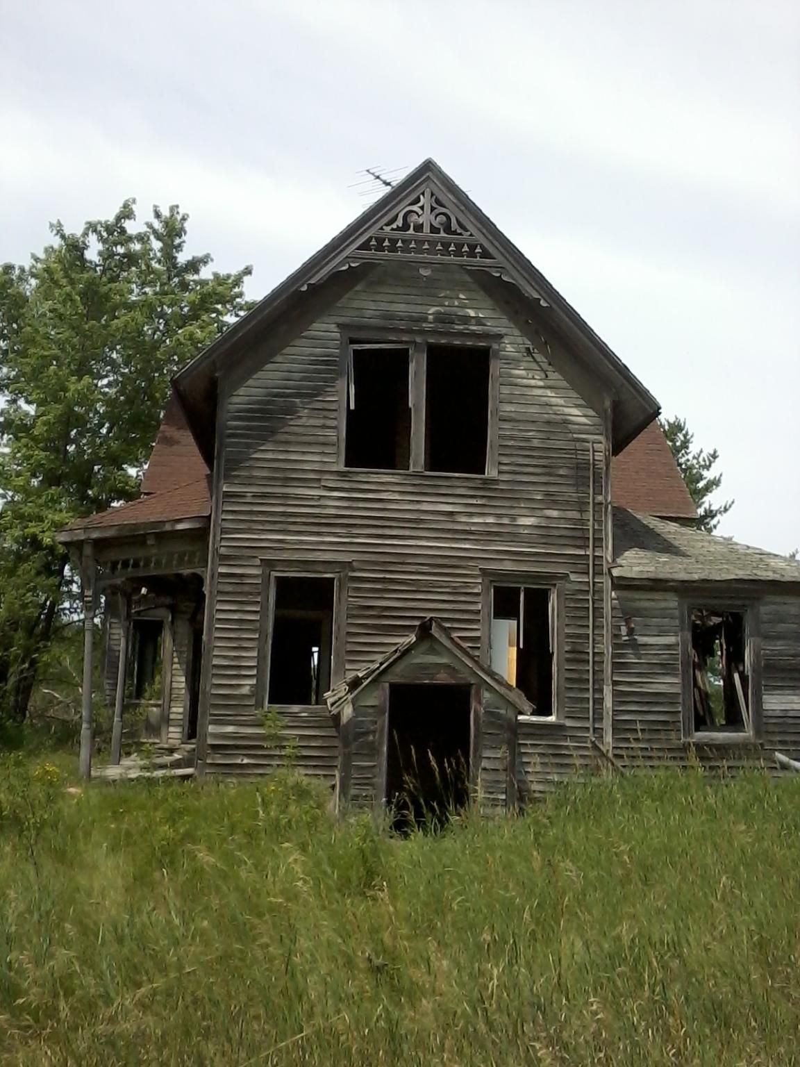 Wisconsin Farm House Abandoned Old Homes Pinterest