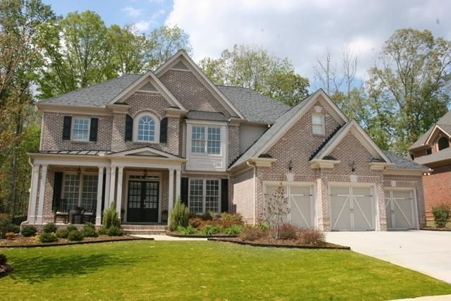 Atlanta Georgia New Home Builders Custom Built Homes Waterford