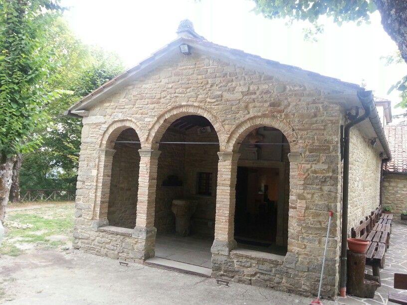 Santuario di corzano san piero in bagno fc san - Corzano bagno di romagna ...