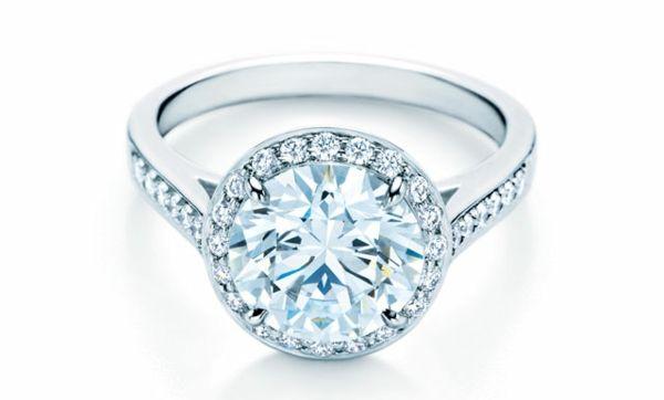 schöner verlobungsring tiffany heiratsantrag ring
