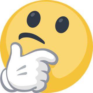 Thinking Face On Facebook 2 2 Emoji Emoji Images Good Thoughts Quotes