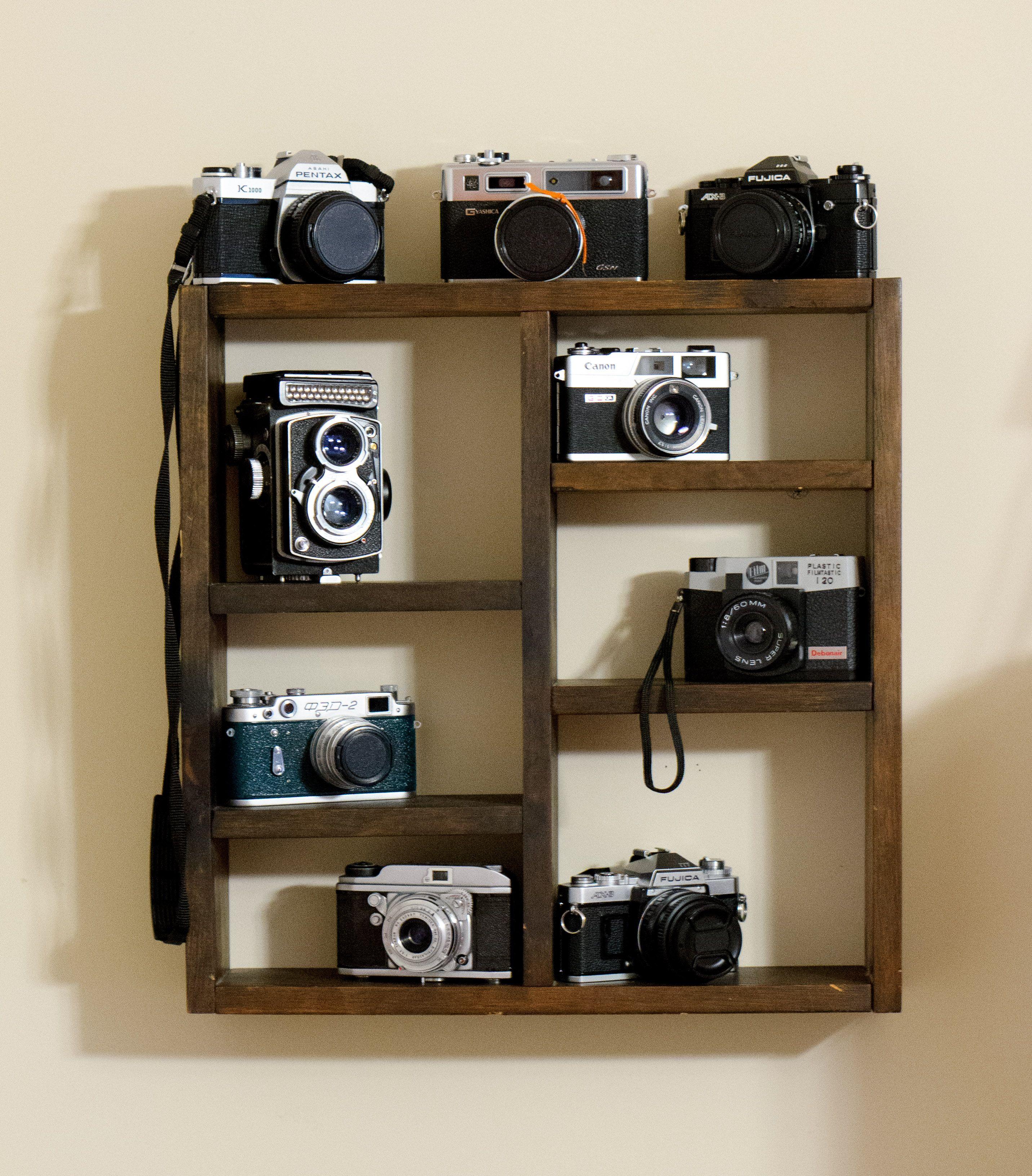 Camera storage   Wall Decor   Pinterest   Einrichten und Wohnen und ...
