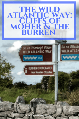 Wild Atlantic Way: The Cliffs of Moher to Donegal searching out the true wild west of Ireland