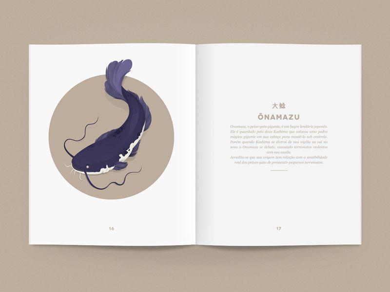 japan bestiary - Cerca con Google