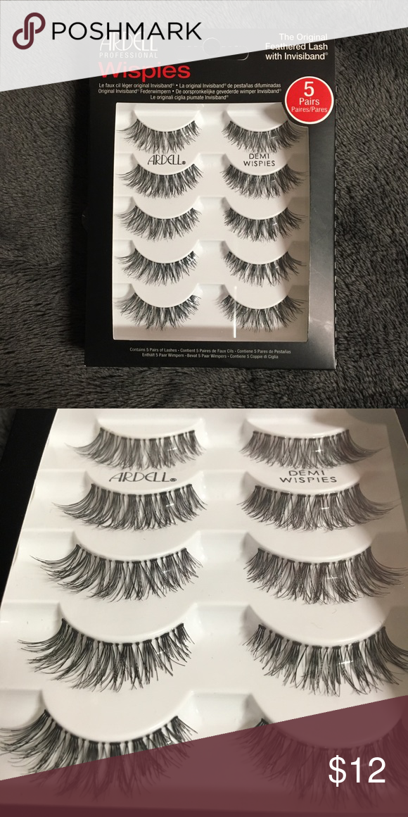 d1e5c603d2d ARDELL DEMI WISPIES 5 PACK Unopened 5 pack of Demi wispies! Ardell Makeup  False Eyelashes