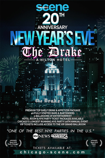 Chicago New Year S Eve Celebration At The Drake Hotel 2020