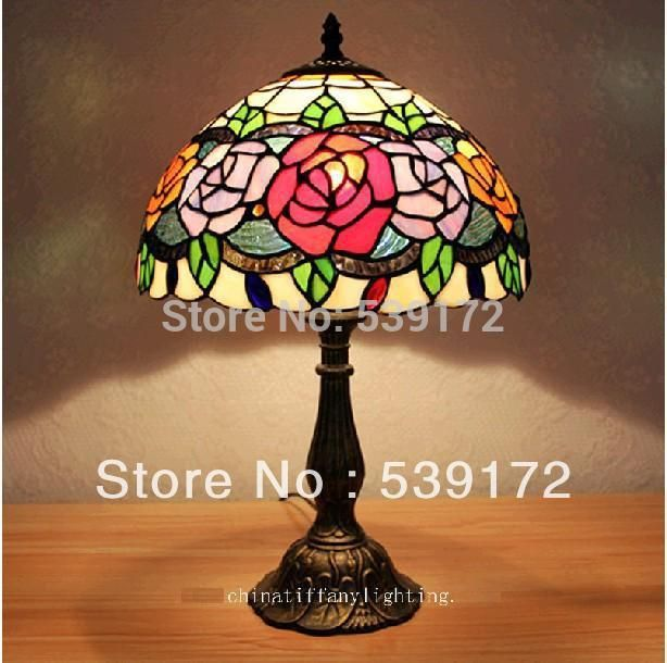 Free Shipping 12 Inch Shell Lamps Tiffany Tables Lamp Free 5w E27 Led Bulb For Promotion Lamps For Home 90 260vac Ten T 024 Shell Lamp Lamp Led Bulb