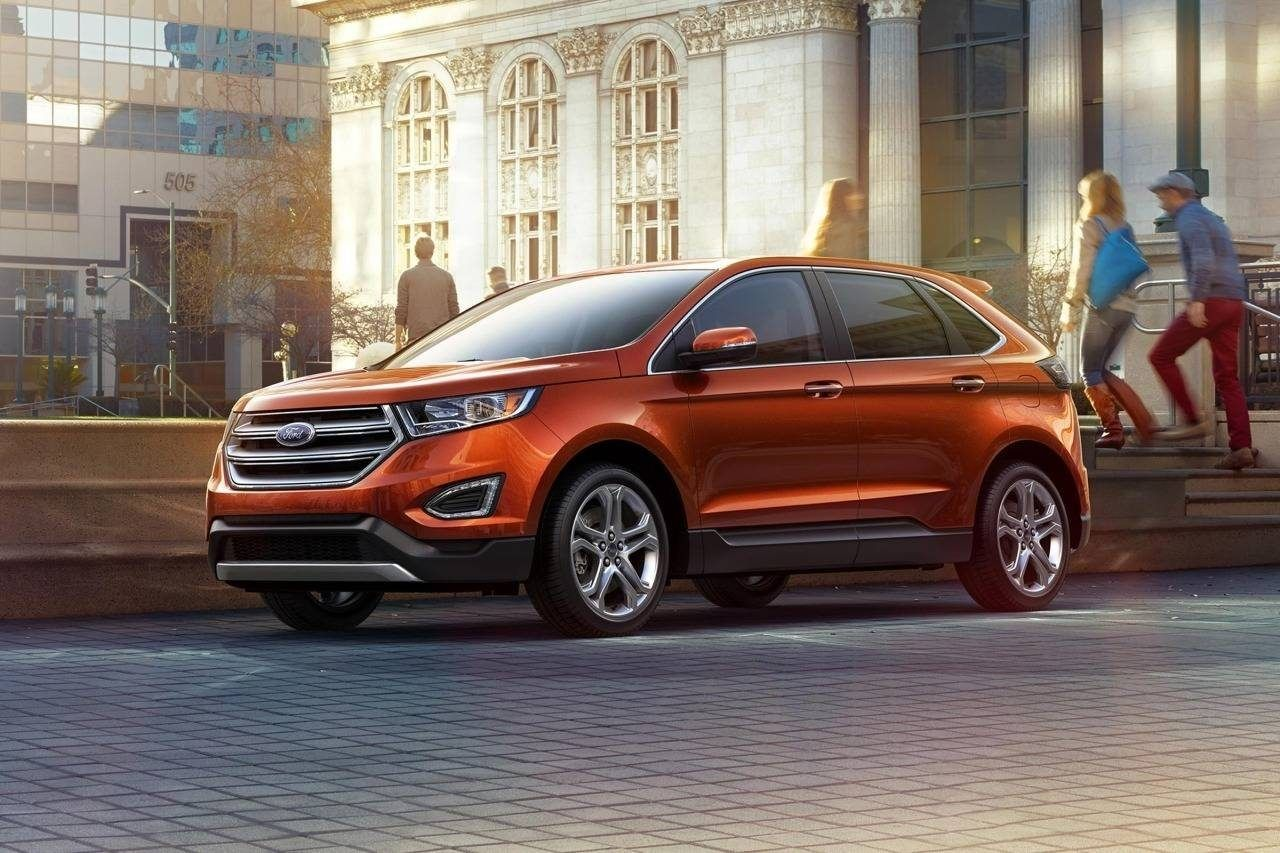 Ford Edge Sport Redesign Price And Review