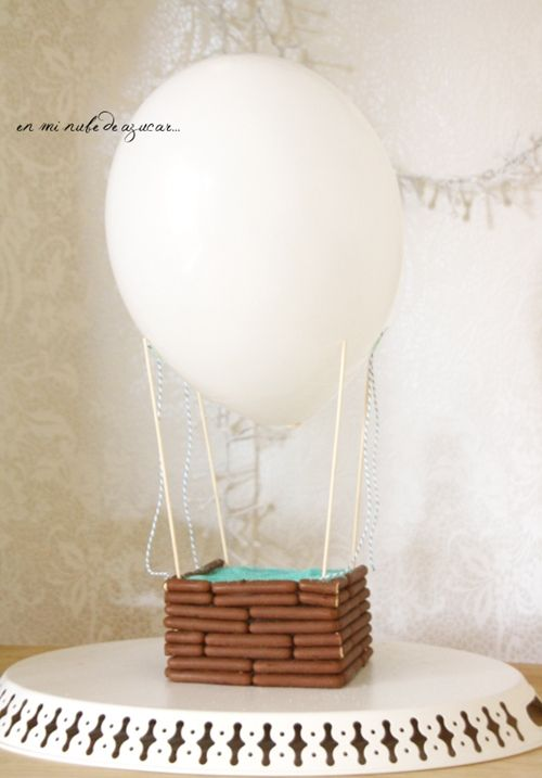 tarta cumpleaos infantil globo tarta globo una idea genial para fiestas infantiles