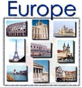 Love to travel, Europe has my heart.