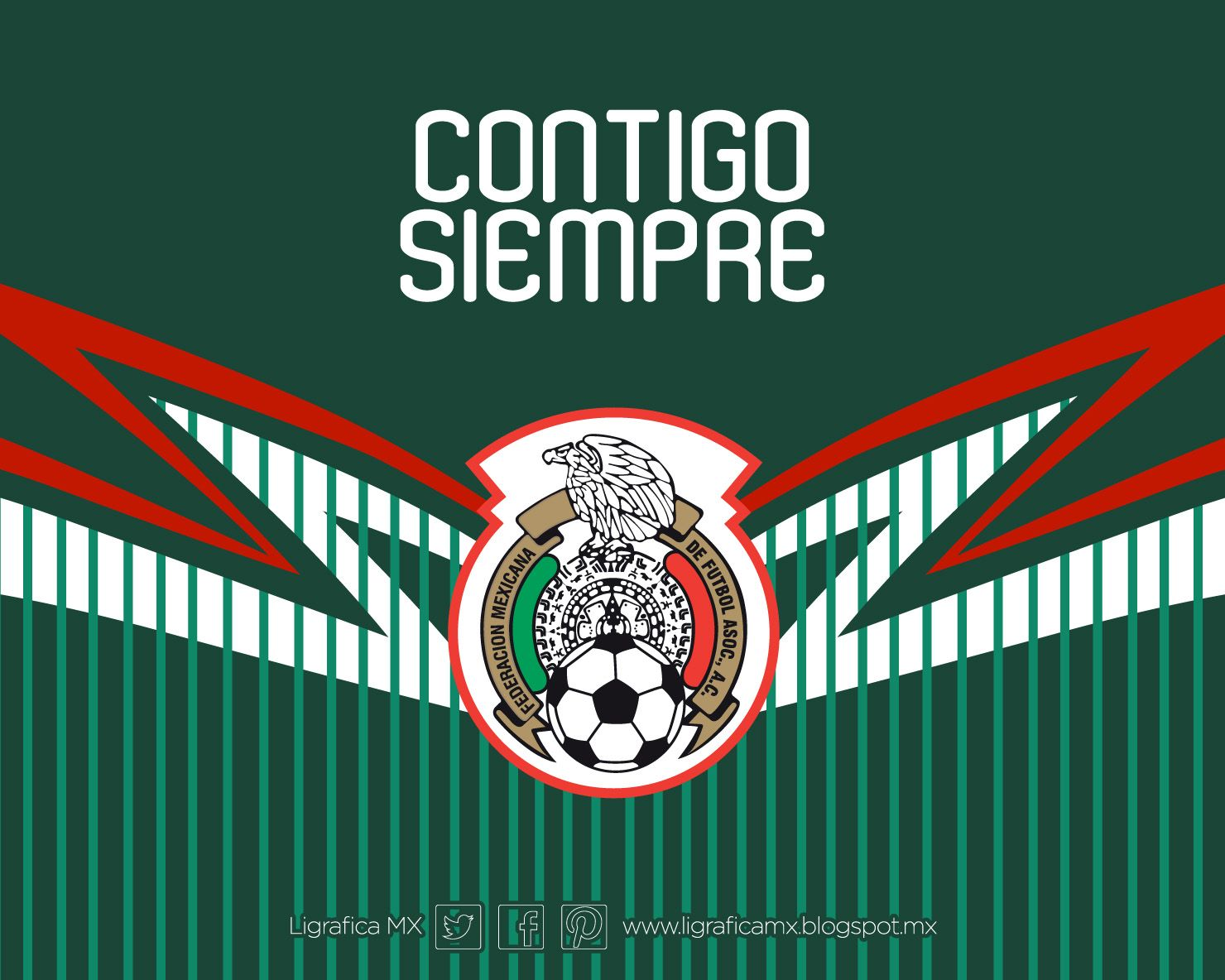 mexico soccer team wallpaper images