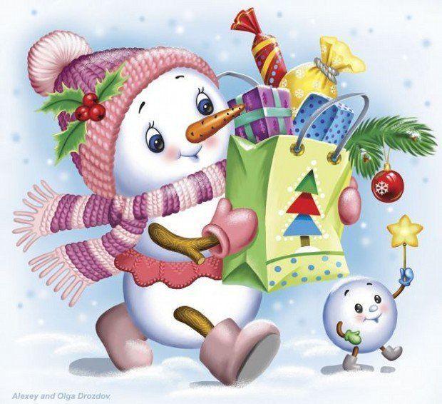 Craft Christmas SnowmanChristmas ImagesVintage